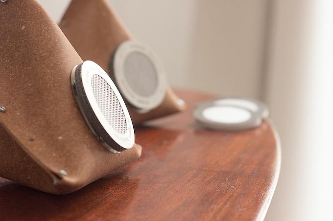 Sound modulating filters
