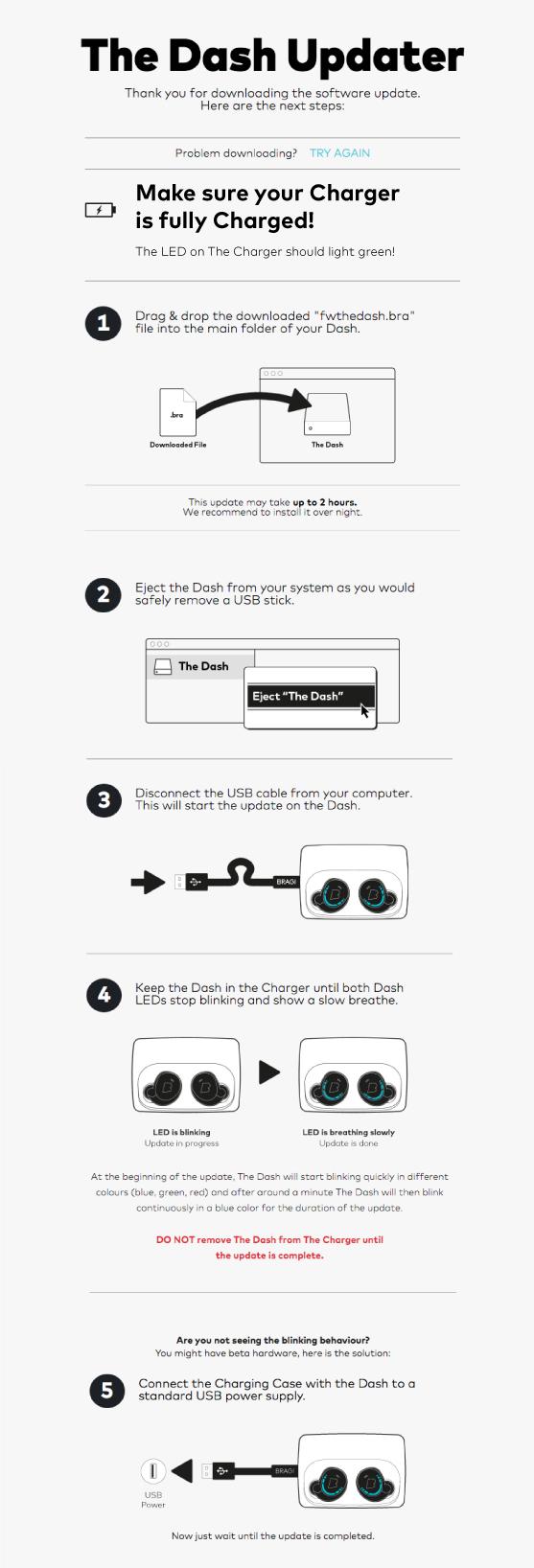 The Dash – Wireless Smart In Ear Headphones by BRAGI LLC  — Kickstarter