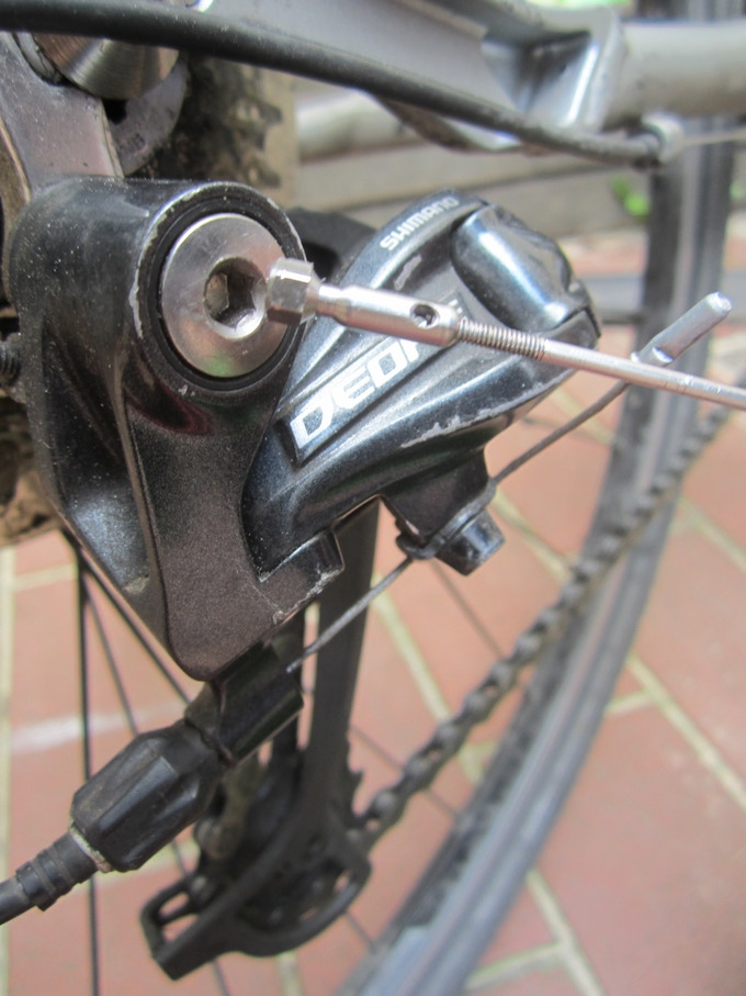 Groupset Protection