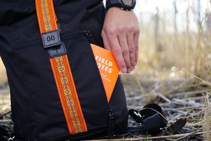 Exterior Pockets for Everyday Essentials