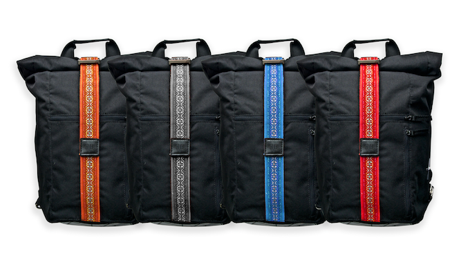 Multiple Strap Colors Available