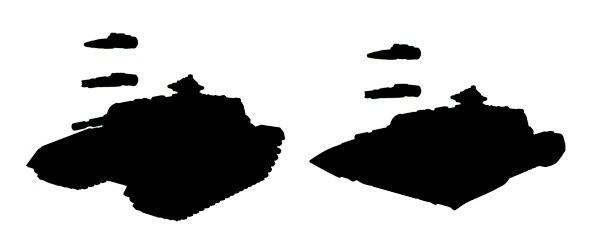 COMMS APC Tracked or Grav Variant