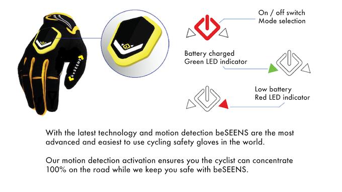 motion detection means no interruption