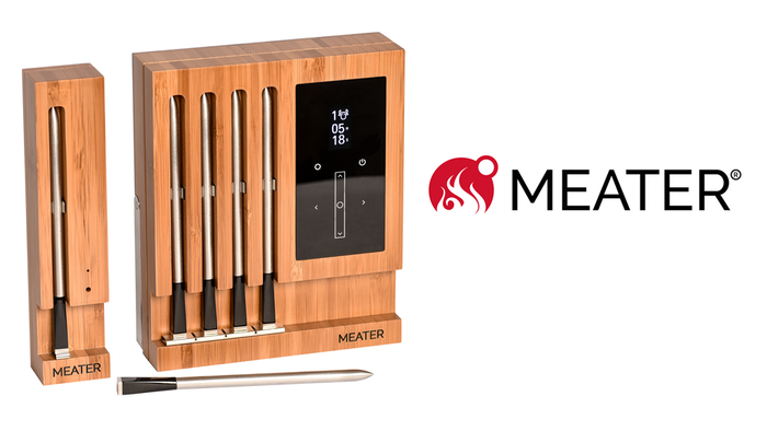 Meater is the only wire-free meat thermometer that will guarantee perfectly cooked meats every time you cook.