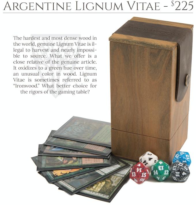 Argentine Lignum Vitae