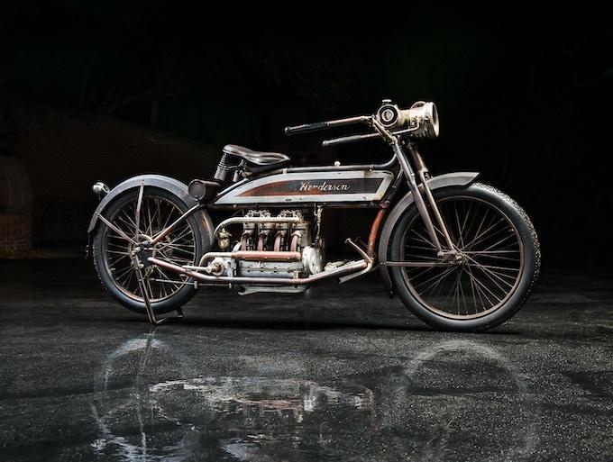 1913 Henderson Four Cylinder