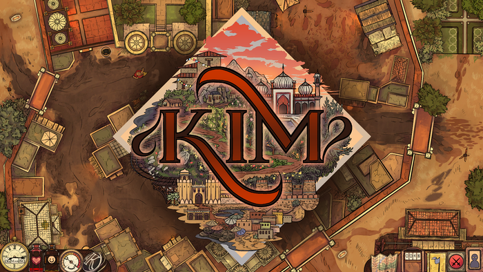 Discover Kipling's India as the ragamuffin spy Kim in this procedural open-world RPG.