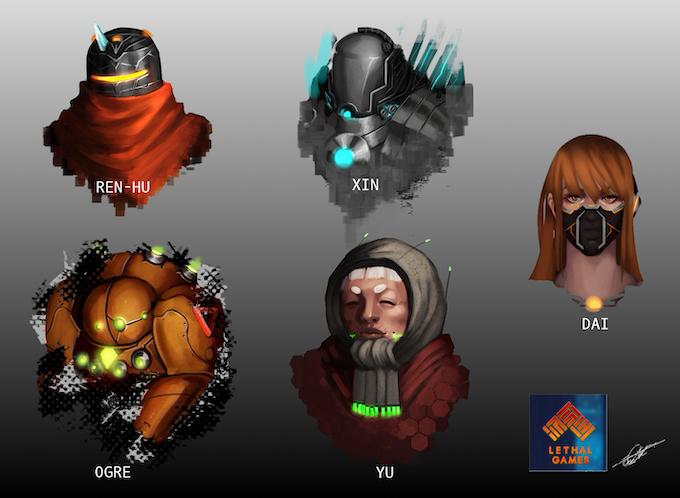 Main Story Characters