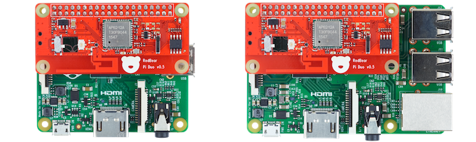 And it is also compatible with all previous pi models