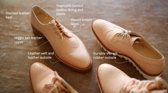 Our factory has 60+ years of experience creating premium quality traditional menswear footwear.