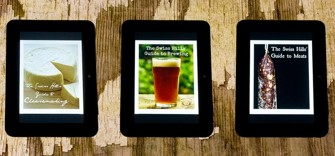 These 3 e-books will teach you everything you need to know to get you started fermenting.