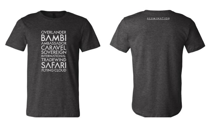 Alumination T-Shirt