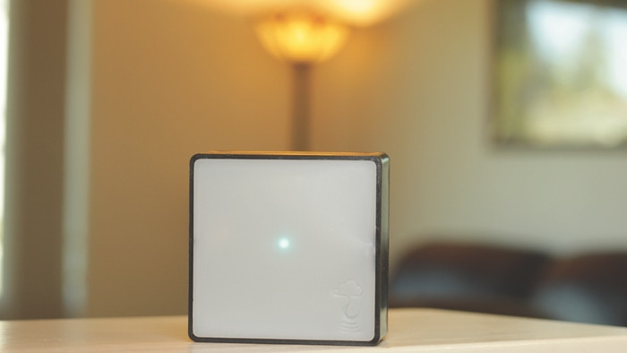 Hook lets you control remote controlled outlets and bulb sockets with your phone ifttt and