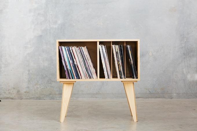 LP1 Record Cabinet