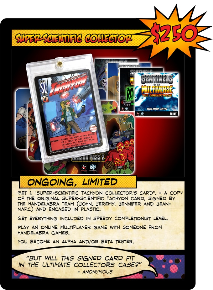 Sentinels of the Multiverse: The Video Game - Season 2 by Handelabra