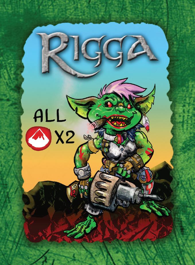 Rigga Card