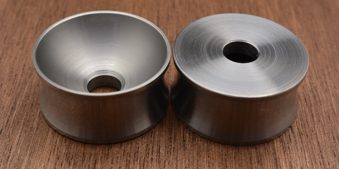 Solid Stainless Steel Stands