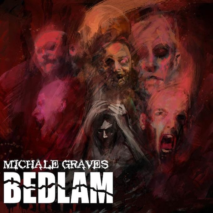 """""""Bedlam"""" CD Cover"""