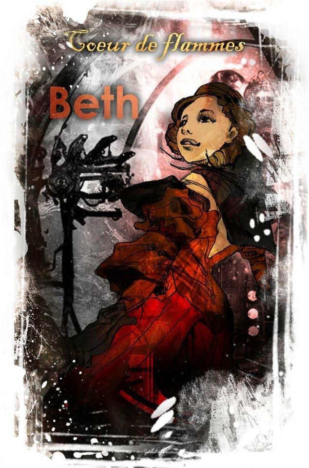 Beth - Wallpaper