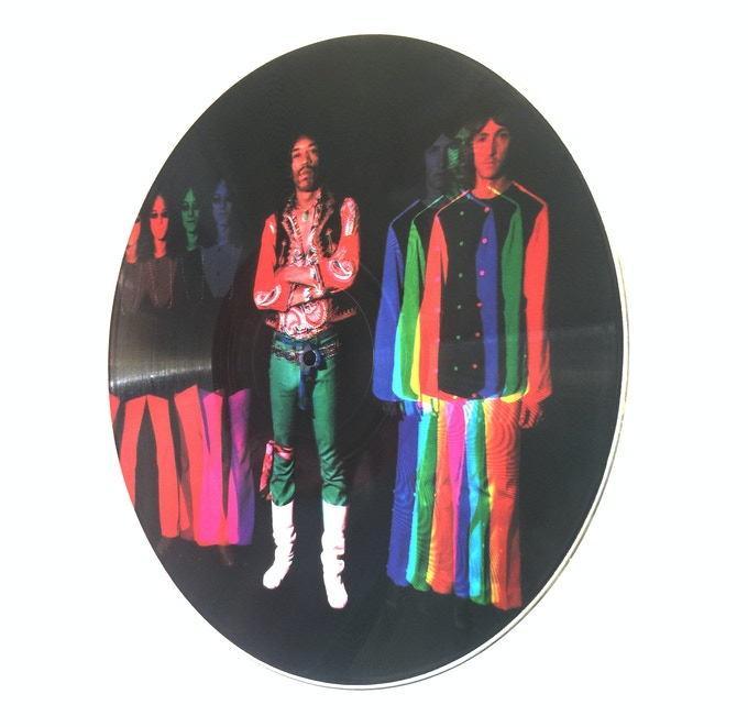Jimi Hendrix Experience - Interview Picture Disc