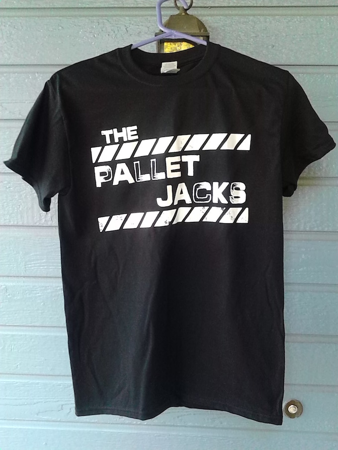 The pallet jacks vs your mom pre order the album by for T shirt printing in palmdale ca