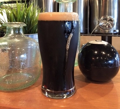 Blackfish Stout Beer