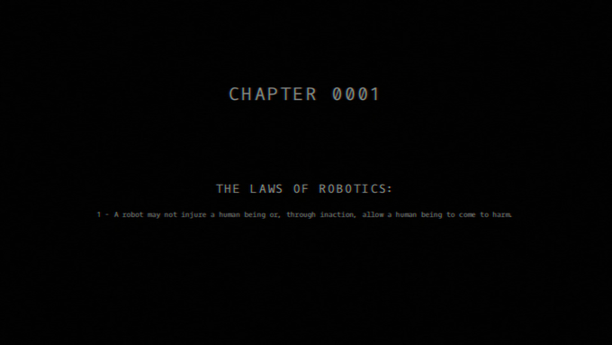 Isaac Asimov's Laws of Robotics