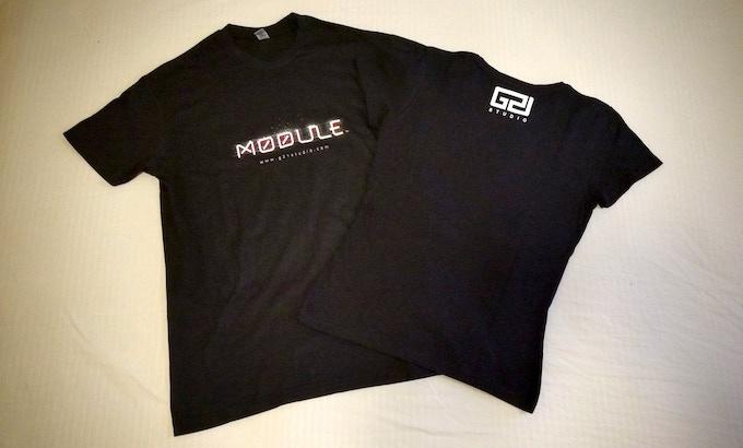 Official Xmodule backer t-shirt ( sizes S-M-L-XL )