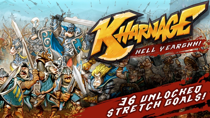 Kharnage Hell Yearghh By Devil Pig Games Kickstarter