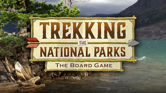 Trekking the National Parks is a family board game that lets players experience the U.S. National Parks in a fun and competitive way.
