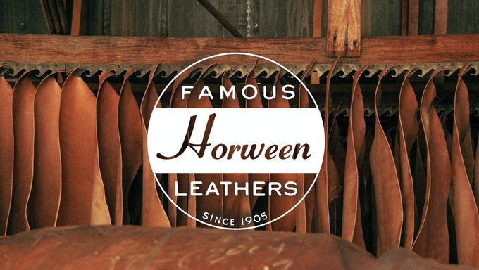 Leather by HORWEEN, a historic American tannery