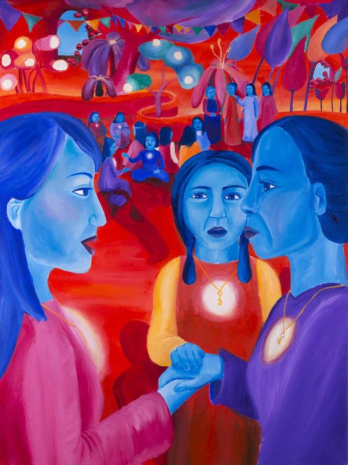 Moon Talk by Evita Romni and Mica Lynnah —Kickstarter