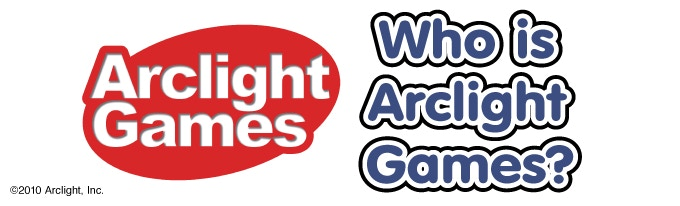 Who is Arclight Games?