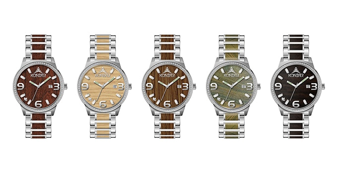 Karbon Watch Woman Collection