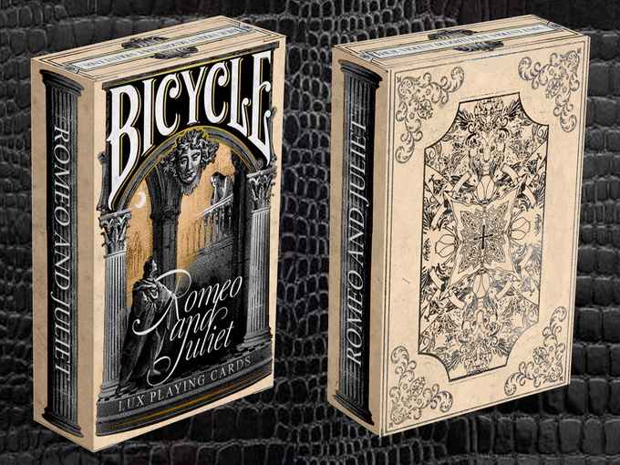 The Bicycle branded tuck case