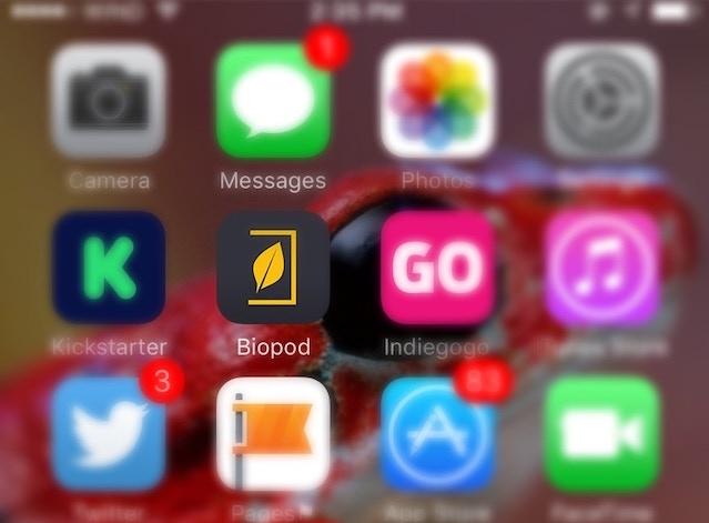 Biopod App