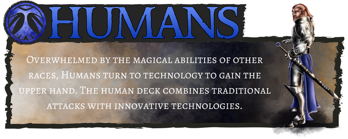Humans - Combines traditional attacks with innovative technology