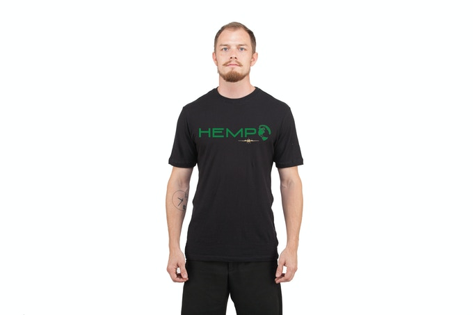 THE WORLD'S FIRST HEMP PLANE SPECIAL EDITION HEMPEARTH T's. 30% Hemp 70% Organic Cotton by Recreator Made In The USA