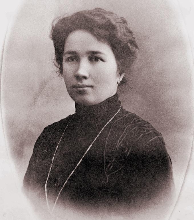 "Clotilde Raimondo, the founder of the Monchiero winery of Monchiero Carbone, was known as ""La Mej,"" the best."