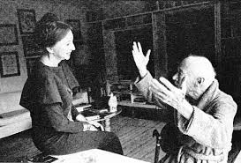 Henry Miller and Anaïs Nin, whose diaries inflamed readers, and Henry