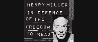 Barney Rosset made Henry Miller famous