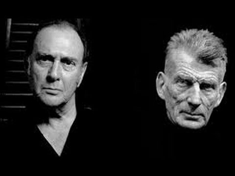 Frenemies Harold Pinter and Samuel Beckett