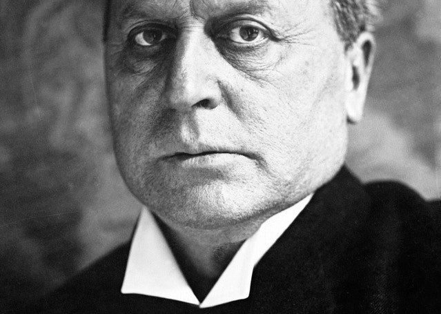 Henry James, brought back from the dead by Barney Rosset