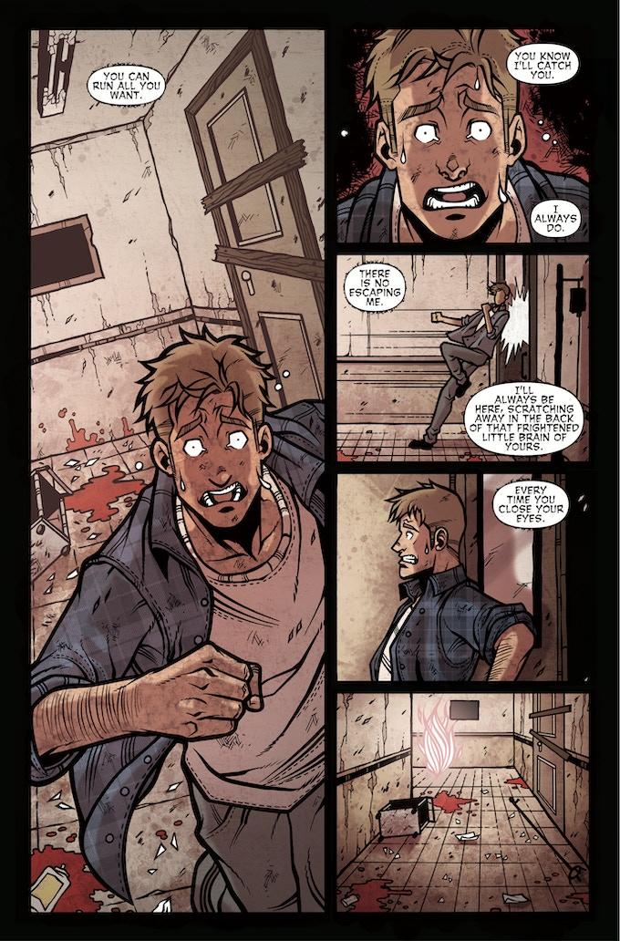 Bastard Son: Murderborn Page 1
