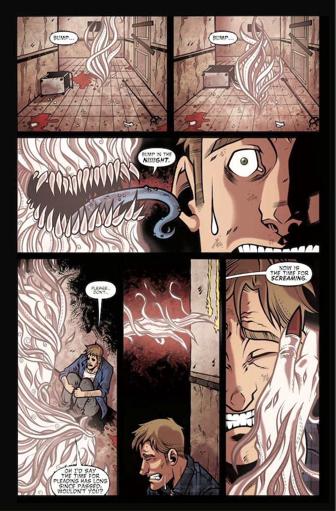 Bastard Son: Murderborn Page 2