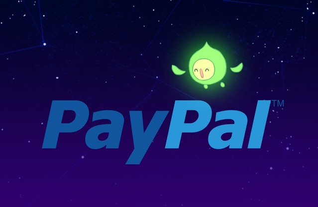 WiiU PayPal