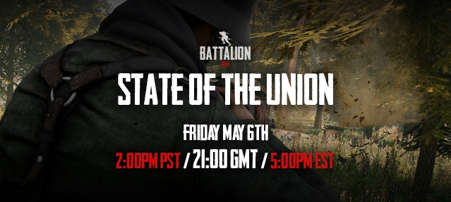As voted for by the Community, Friday May 6th at 21:00 GMT