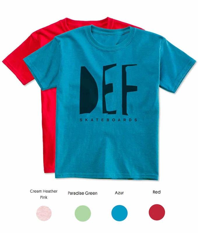 Kids DEF T-Shirt