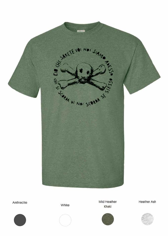 SKULL T-Shirt (mens)