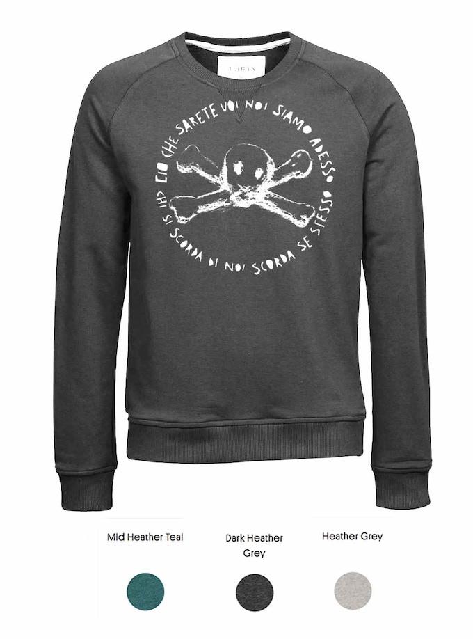 SKULL Sweatshirt (mens)